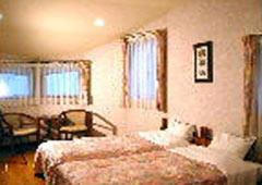 プチホテルリージェントハウスのペットと泊まれる部屋