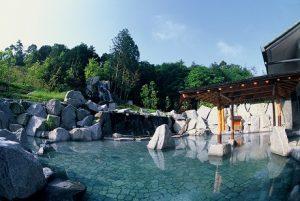 ホテルローザブランカの天然温泉