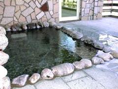 リゾートホテルローゼンハイム白馬の天然温泉