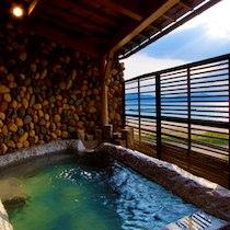 料理旅館 夕日ヶ浦の温泉