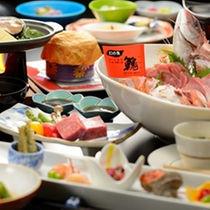ホテルグランメール 山海荘の食事