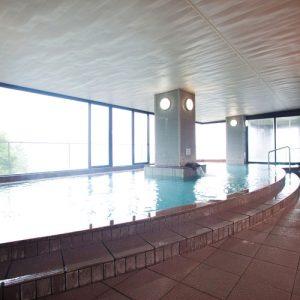 ホテル志賀サンバレーの天然温泉