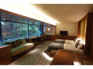 ホテル四季の蔵のぺットと泊まれる部屋
