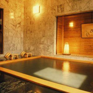 島屋の天然温泉
