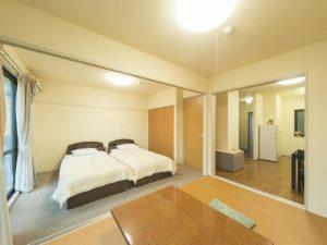 白浜荘のぺットと泊まれる部屋