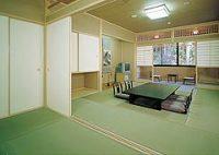 須賀谷温泉のペットと泊まれる部屋