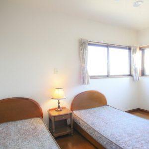 ファームイン三芳・杉田棟のペットと泊まれる部屋