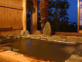 サニーステップの天然温泉
