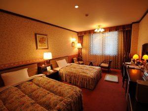 高山わんわんパラダイスホテルのぺットと泊まれる部屋