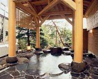 丹泉ホテルの温泉