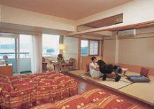 鳥羽わんわんパラダイスホテルのぺットと泊まれる部屋