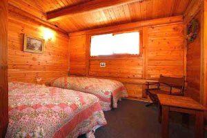 ログペンション富夢想野(トムソーヤ)のペットと泊まれる部屋