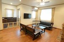 TOWAピュアコテージのペットと泊まれる部屋