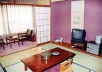 ホテル椿荘のペットと泊まれる部屋