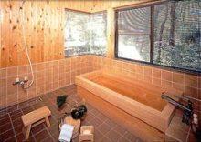 ヴィラージュ那須高原の天然温泉
