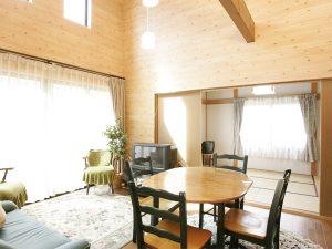 ヴィラージュ那須高原のペットと泊まれる部屋