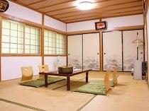 薬研荘でペットと泊まれる和室