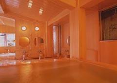 山岸旅館の天然温泉