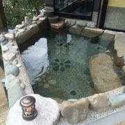 リゾートイン湯郷の天然温泉