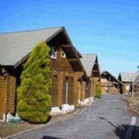 ログハウス グリーンヴィレッジ(島根県でペットと泊まれる宿)