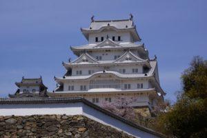 姫路城(兵庫県のおすすめ観光スポット)