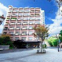 ホテル吹上荘(鹿児島県でペットと泊まれる宿)