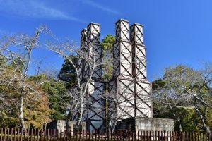 伊豆長岡・韮山反射炉(静岡県)