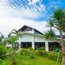 リブマックスアムス・カンナリゾートヴィラ(沖縄県でペットと泊まれる宿)