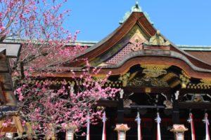 北野天満宮(京都のおすすめ観光スポット)