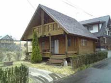 貸別荘 飯田ログハウスT(大分県でペットと泊まれる宿)