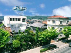 松風荘旅館(鳥取県でペットと泊まれる宿)