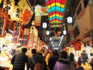 錦市場(京都のおすすめ観光名所)