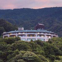温泉ホテル 温井スプリングス(広島県でペットと泊まれる宿)