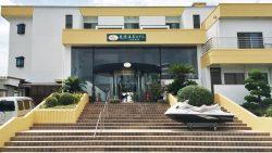 菰隠温泉ホテル三洋倶楽部(愛媛県でペットと泊まれる宿)