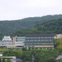 国民宿舎 グリーンスコーレせきがね(鳥取県でペットと泊まれる宿)