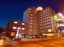 サンプラザホテル(沖縄県でペットと泊まれる宿)