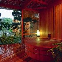 水軍伝説の風薫る宿 花乃丸の温泉