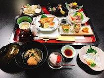 海楽荘の食事