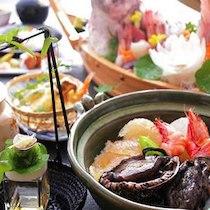 佳松苑の食事