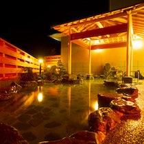 佳松苑の温泉