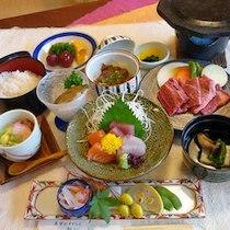 四季の里 旭志の食事