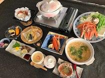 リブマックスリゾート京丹後シーフロントの食事