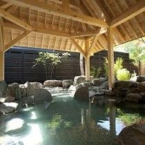しこつ湖鶴雅リゾートスパ水の謌の温泉
