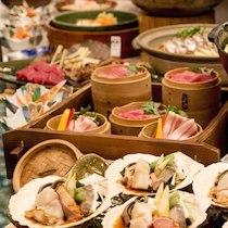 ホテル森の風 田沢湖の食事