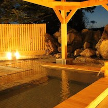 ホテル森の風 田沢湖の温泉