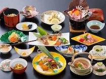 奥羽山荘の食事