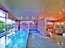奥羽山荘の温泉