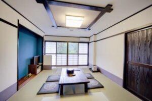 川口温泉 奥羽山荘のペットと泊まれる部屋