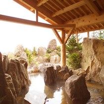 サロマ湖鶴雅リゾートの温泉