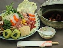 青松館の料理